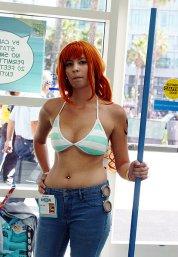 SDCC2014 cosplay - DOA