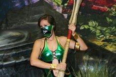 SDCC2014 cosplay - Jade II