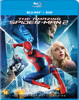 amazing spider-man 2 blu-ray cover