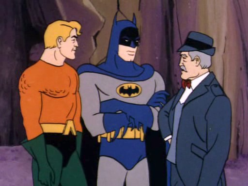 aquaman super-friends