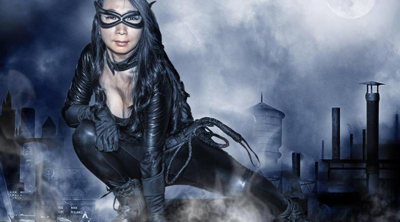 Cosplay Confidential Kim as Catwoman