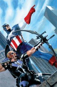 hawkeye-and-captain-america