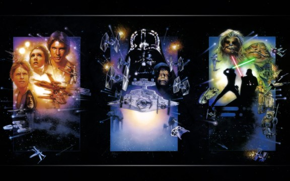 star wars original trilogy special edition posters