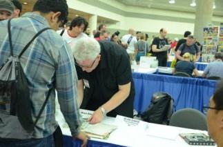 Baltimore Comic Con 2014 - Alan Davis