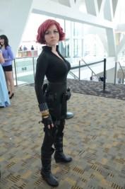 Baltimore Comic Con 2014 - Black Widow