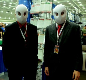 Baltimore Comic Con 2014 - Court of Owls