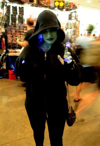 Baltimore Comic Con 2014 - Electro 2