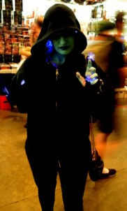Baltimore Comic Con 2014 - Electro