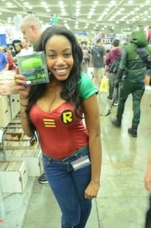 Baltimore Comic Con 2014 - female Robin