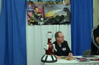 Baltimore Comic Con 2014 - Joel and Servo MST3K