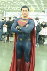 Baltimore Comic Con 2014 - Man of Steel