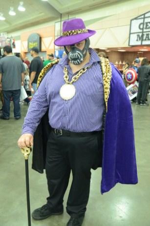 Baltimore Comic Con 2014 - Pimp Bane