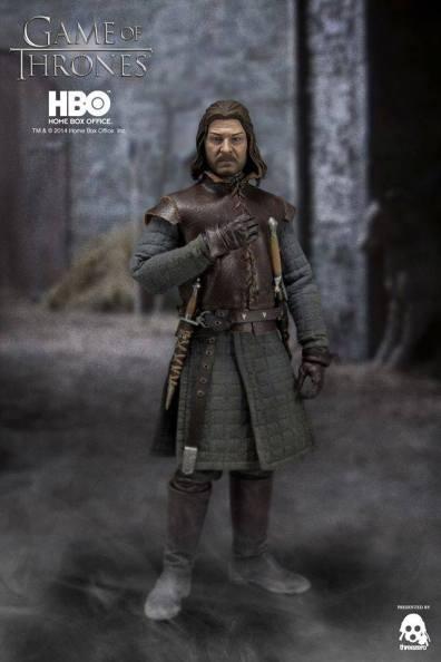 Game of Thrones Ned Stark unarmed