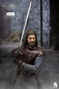 Game of Thrones Ned Stark with sword