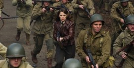 Hayley Atwell as Peggy Carter in Captain America