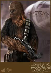 Hot Toys Star Wars Chewbacca - side glance