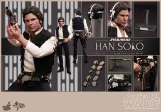 Hot Toys Star Wars Han Solo - collage pic