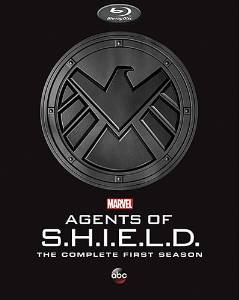 marvel's agents of shield blu ray cover