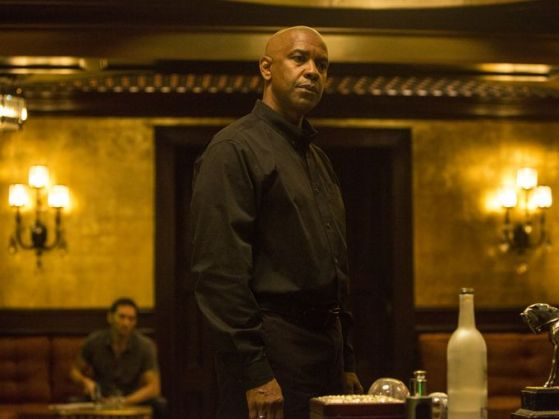 The Equalizer - Denzel Washington as Robert McCall
