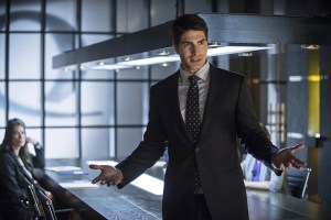 Arrow - Season 3 - The Calm - Ray Palmer