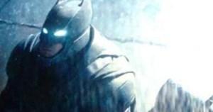 batman in armor in batman v superman