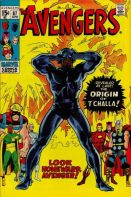 Black Panther Avengers origin