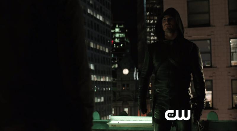 Flash - Arrow cameo