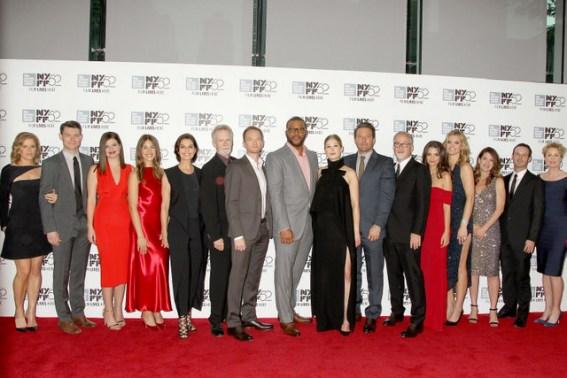 "Dave Allocca/Starpix Cast of ""Gone Girl"""