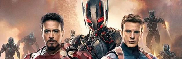 Iron Man Captain America Age of Ultron