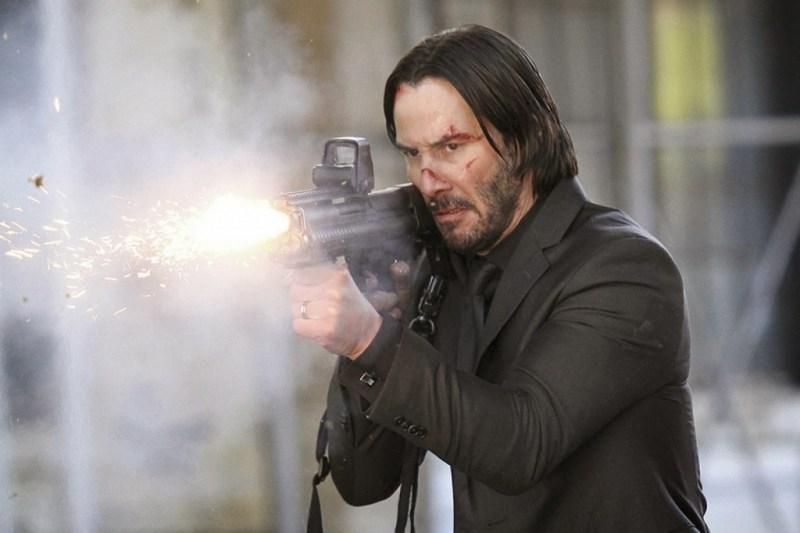 """David Lee/Lionsgate Publicity Keanu Reeves is John Wick in """"John Wick."""""""