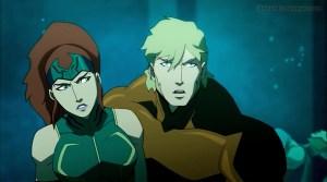 Justice-League-Throne-of-Atlantis-- Mera and Aquaman