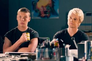 Plastic - Will Poulter and Alfie Allen