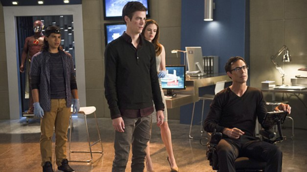 the-flash-fastest-man-alive-episode-2 - cisco, barry, caitlin and wells