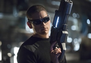 The Flash  - Going Rogue - Wentworth Miller as Leonard Snart