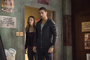 Arrow - Guilty - Laurel Lance and Ted Grant