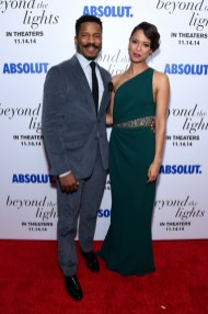 Larry Busacca/Getty Images Nate Parker and Gugu Mbatha-Raw