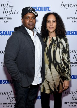 Larry Busacca/Getty Images Directors Reggie Rock Bythewood (L) and Gina Prince-Bythewood