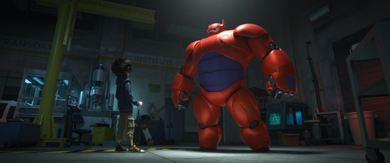 Disney Hiro Hamada transforms his closest companion—a robot named Baymax—into a high-tech hero.