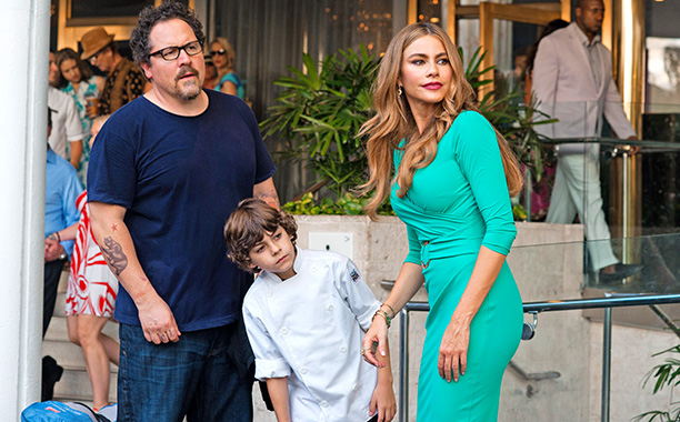 "a review of chef a movie by jon favreau Starring jon favreau, who also wrote and directed the film, ""chef"" is often   review of carl's boring and unimaginative years-old menu, the chef."
