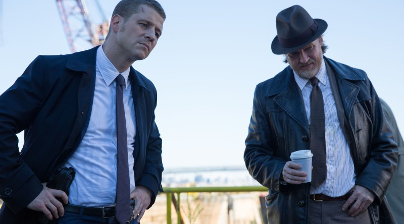 Gotham - The Mask - Gordon and Bullock