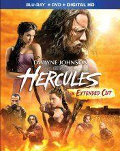 Hercules blu ray cover