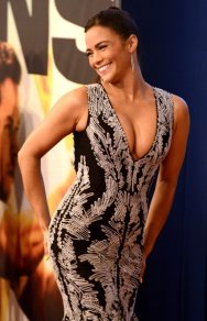 Paula Patton sexy dress
