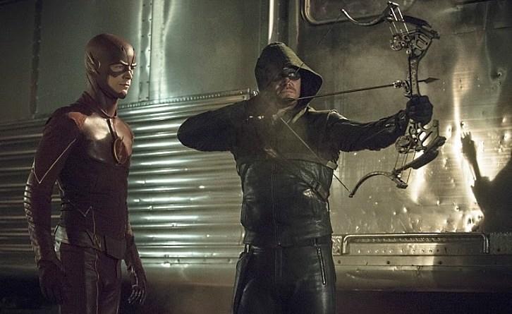 Flash and Green Arrow