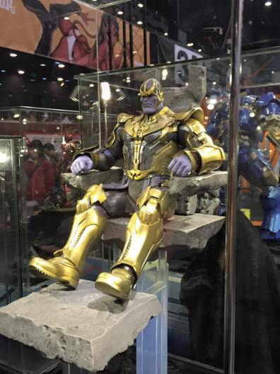Hot Toys Age of Ultron Avengers figures - Thanos2