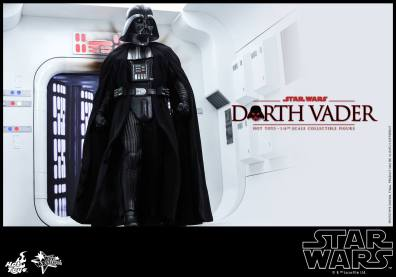Hot Toys Star Wars Darth Vader figure - cover shot