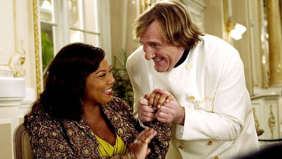 Last Holiday 2006 - Queen Latifah and Gerard Depardieu