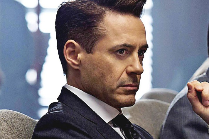 Robert Downey Jr The Judge