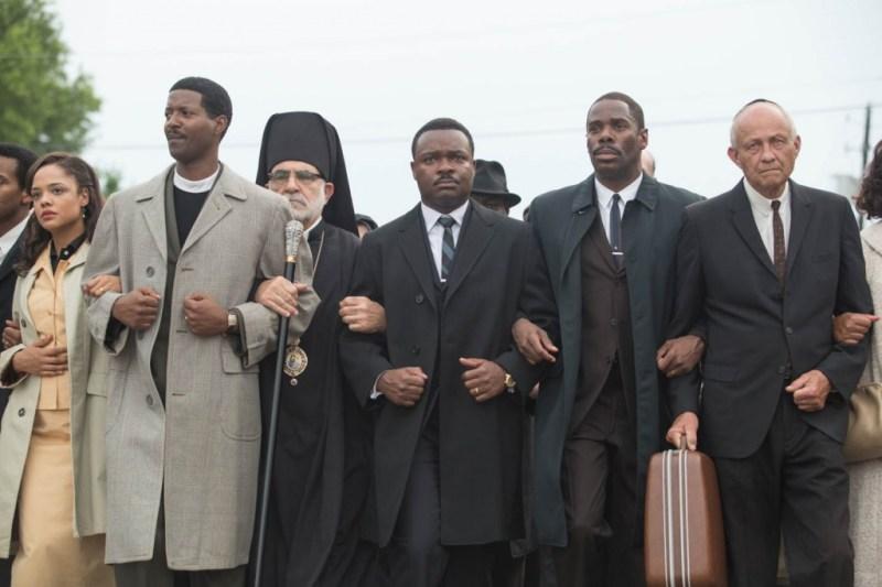 Selma movie - Corey Reynolds, David Oyelowo and Colman Domingo