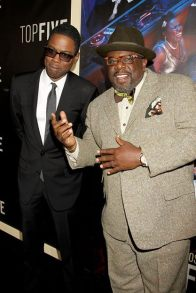 Top-Five-NY-Premiere - Chris Rock and Cedric the Entertainer