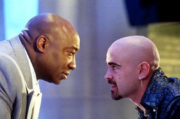 Daredevil 2003 movie - Kingpin and Bullseye